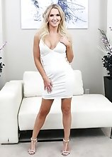 Kayleigh Coxx With Male Escort