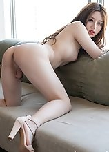 Gorgeous Asian Ladyboy Masem